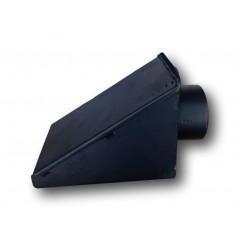 Terminal Horizontal Rectangular Negro