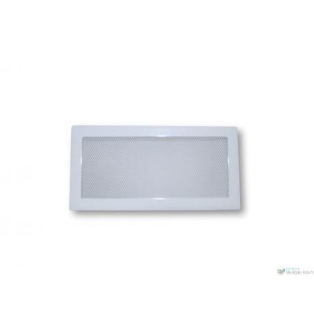 Rejilla Blanca 20x8