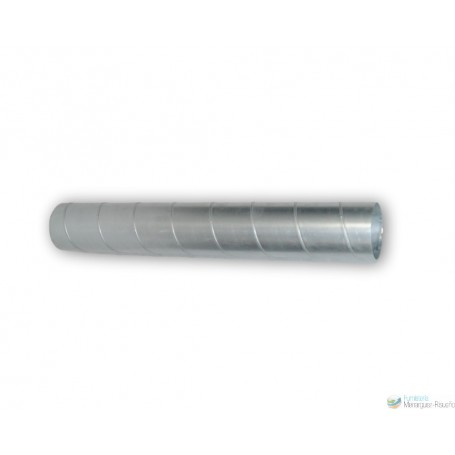 Tubo Helicoidal Galvanizado
