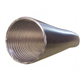 Tubo Flexible Aluminio