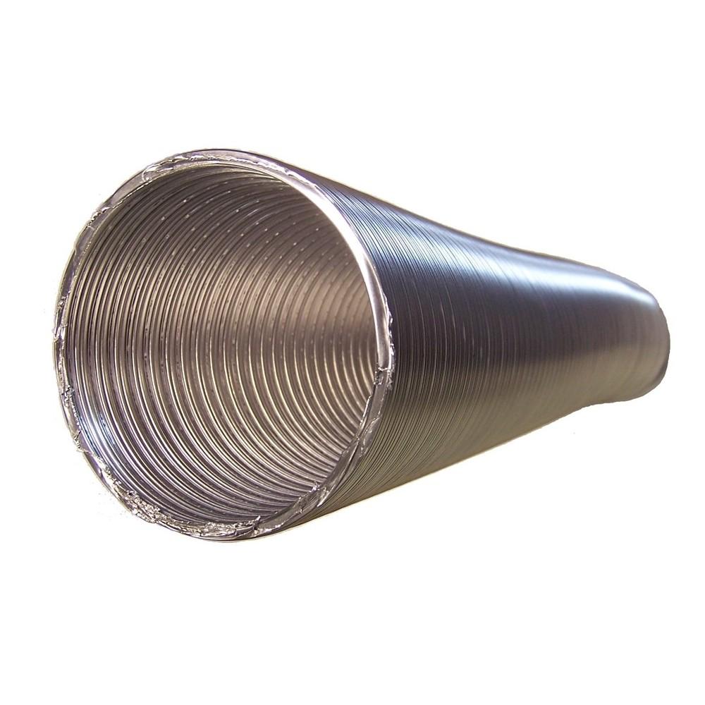 tubo flexible aluminio tubo de aluminio para campana