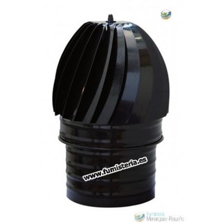 Sombrero Aspirador Roles Negro