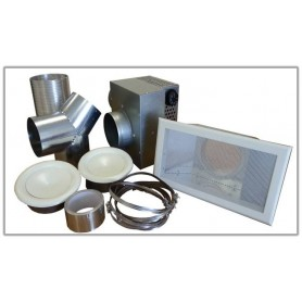 Kit Recuperador Estufa