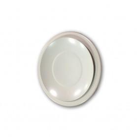 Difusor Blanco Aire Caliente Ø125