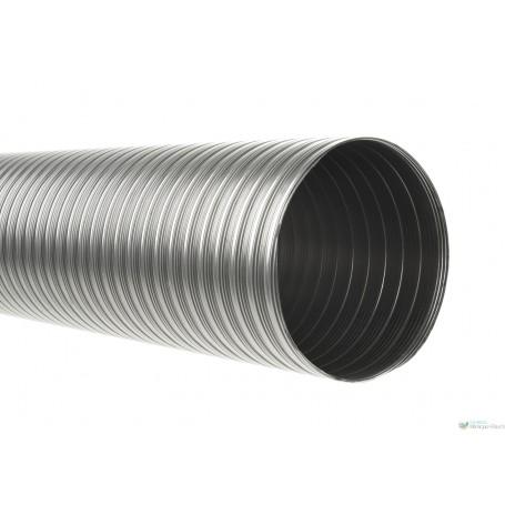 Tubo flexible lisform doble hoja acero inoxidable tubos - Tubos acero inoxidable ...