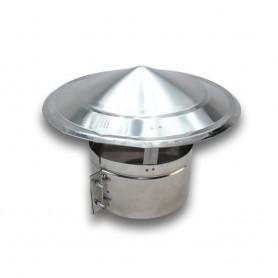 Sombrero Chino Inox