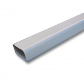 Tubo PVC Rectangular
