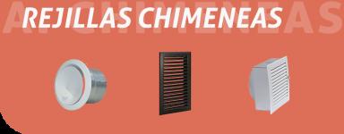 Rejillas de Chimenea