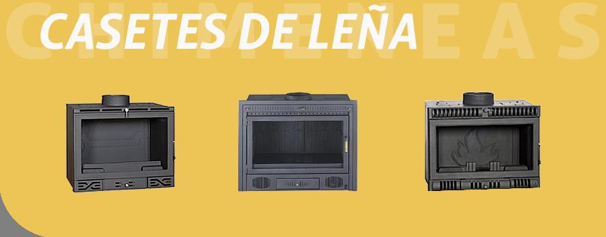 Casetes de Leña
