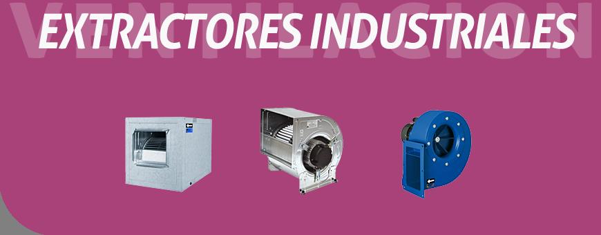 Extractores Industriales