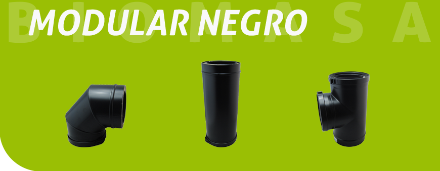 Pellets Modular Negro