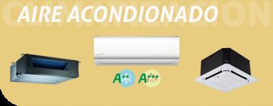Máquinas de aire acondicionado