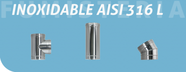 Serie Inoxidable Aisi 316L